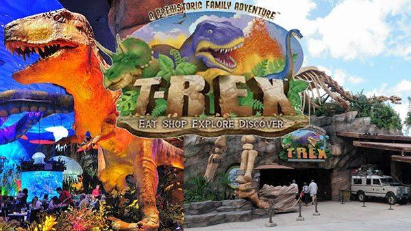 Amazing Dinosaur Themed Restaurants