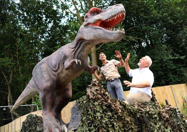 Dinosaur Adventure, Norfolk, United Kingdom
