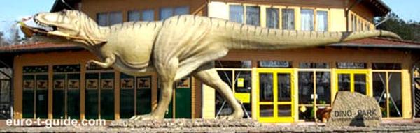 Dinosaur Park, Münchehagen, Germany