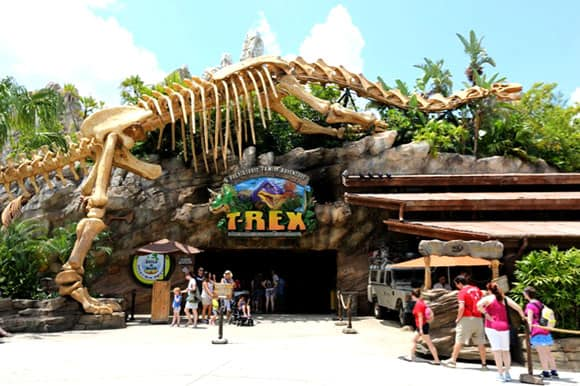 The T Rex Cafe and Restaurant at Disney Springs2