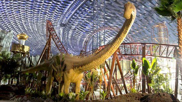Dinosaur Park Adventure