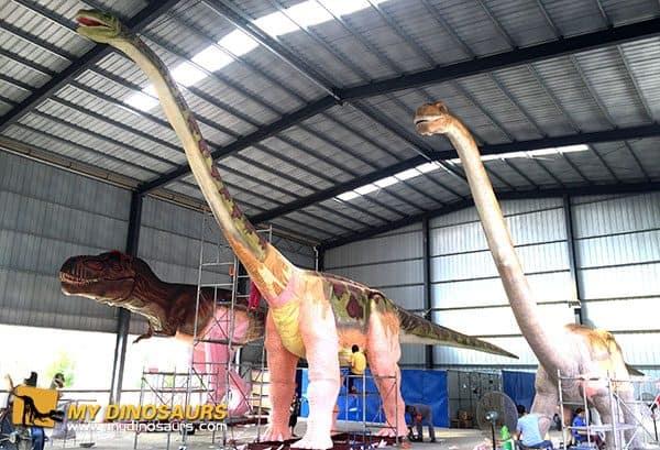 animatronic dinosaur manufacturer 3