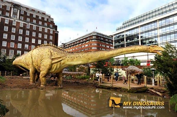 animatronic dinosaur manufacturer 5