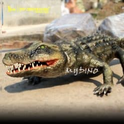 Animatronic Crocodile 2