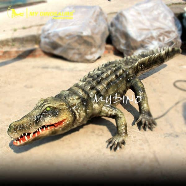 Animatronic Crocodile 3