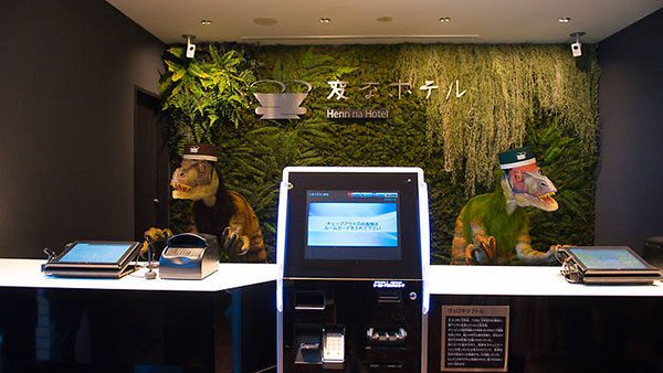 dinosaurs in hotel 1
