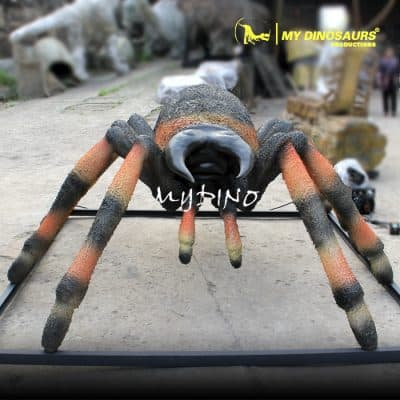 silicon spider