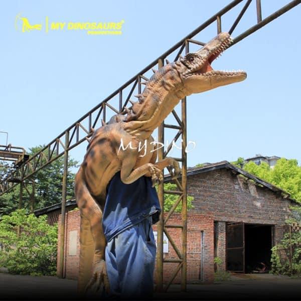 Large dinosaur puppet 1