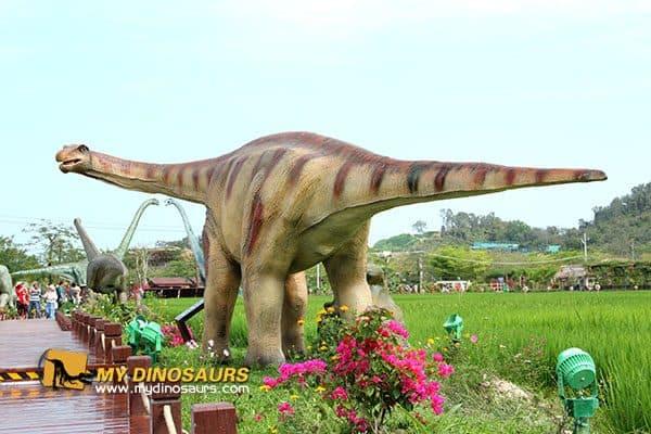 sanya dinosaur park 1