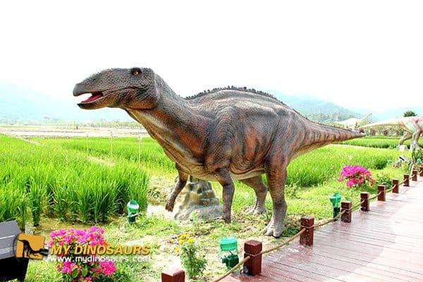 sanya dinosaur park 3