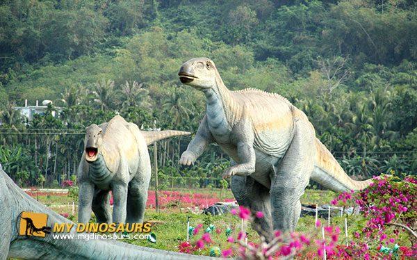 sanya dinosaur park 6