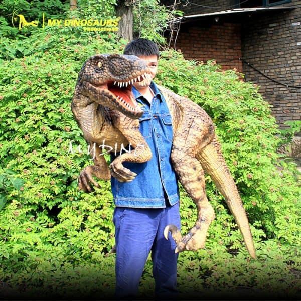 Velociraptor Puppet