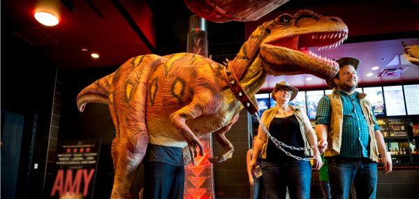 dinosaur costume banner 4