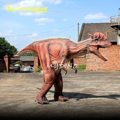 Walking dinosaur costume 2