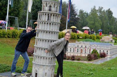 Miniature park sculpture why us