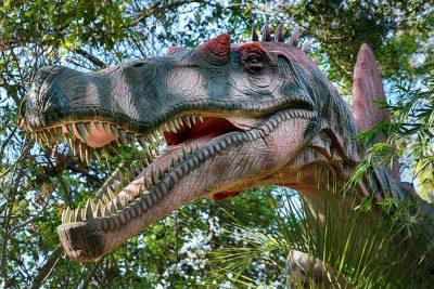 animatronic dinosaurs production 2