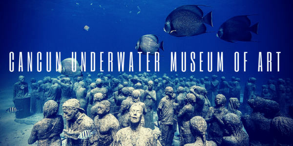 Cancun Underwater Museum Featured