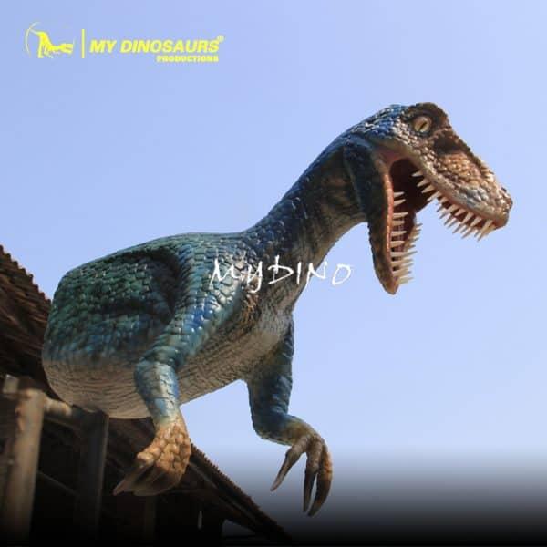 Hanging dinosaur model 1