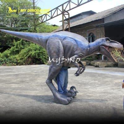 dinosaur costume velociraptor 1