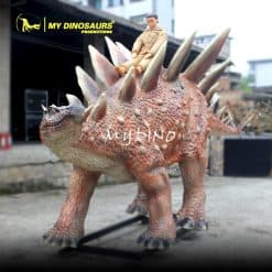 life size dinosaur statues