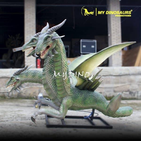three headed dragon
