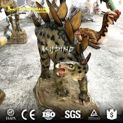 Dinosaur sculpture model 5 400x400