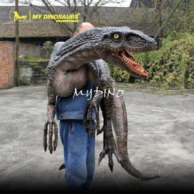 Velociraptor Puppet 1 400x400