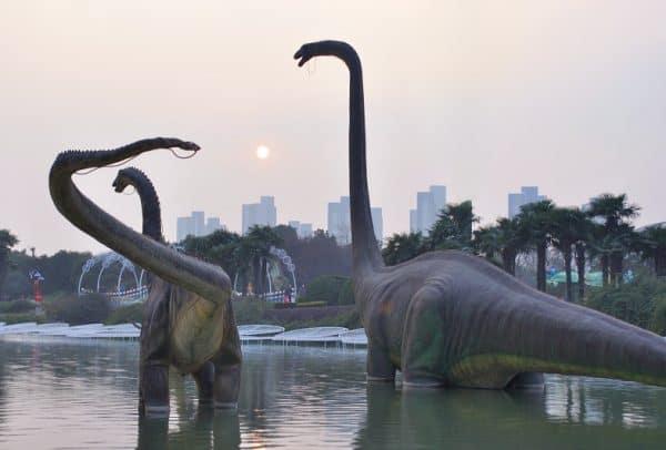 changzhou dinosaur park