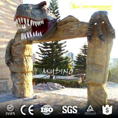 dinosaur park gate 400x400