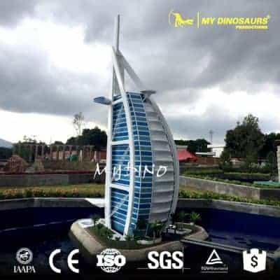 miniature building sculpture 2 400x400