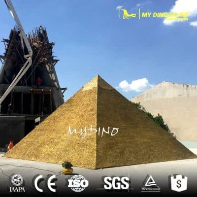 miniature park pyramid egypt