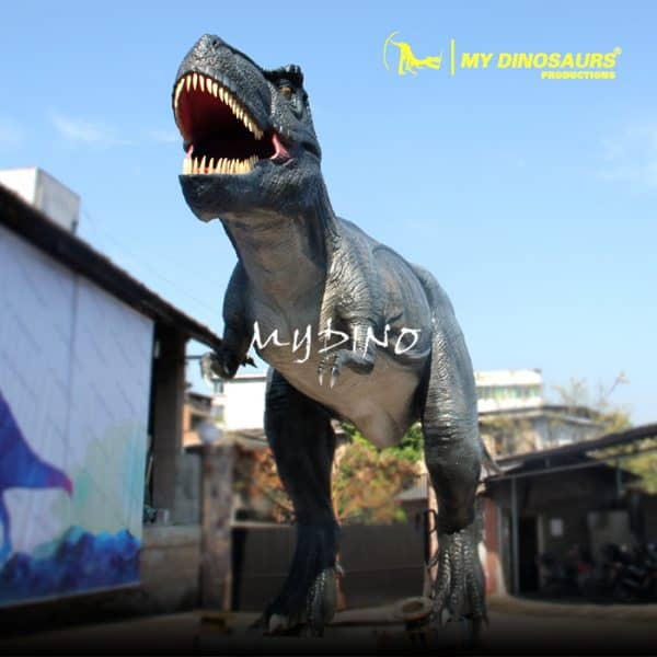 Animatronic T rex 1