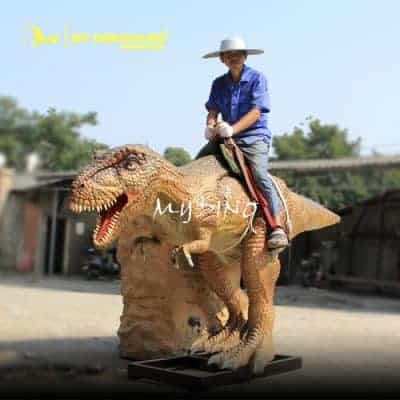 DINOSAUR RIDE WDR 089