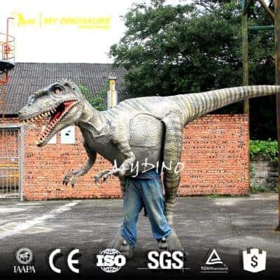 Velociraptor Costume DC079