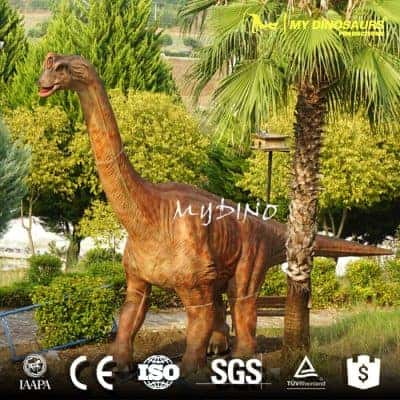 animatronic dinosaur show AD156