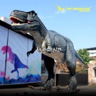 animatronic dinosaur t rex 1