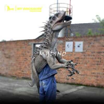 dinosaur arm puppet DP101