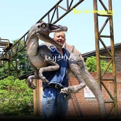 dinosaur puppet tv show 1DP094
