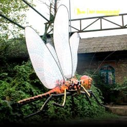 hanging decor dragonfly