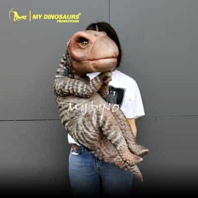 large dinosaur puppet DP098