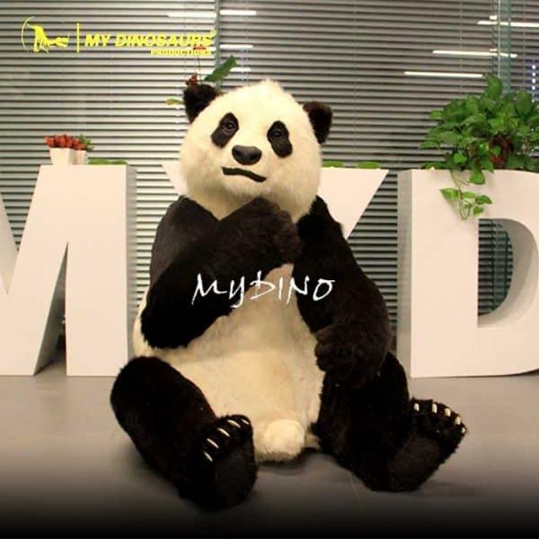 animatronic panda