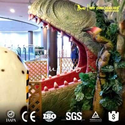 rex Dinosaur Head FDF048