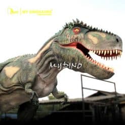 artificial animatronic dinosaur 1
