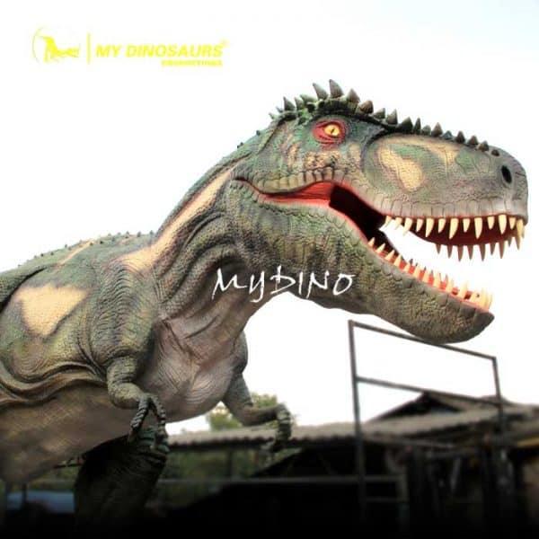 artificial animatronic dinosaur 1