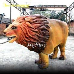Lion costume 2