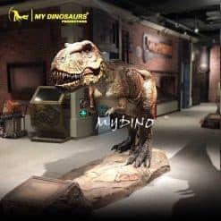 Realistic Dinosaur