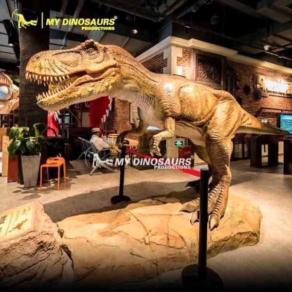 Realistic Dinosaur T rex 1