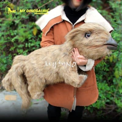 hand control animal puppet