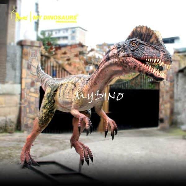 animatronic Dilophosaurus 1