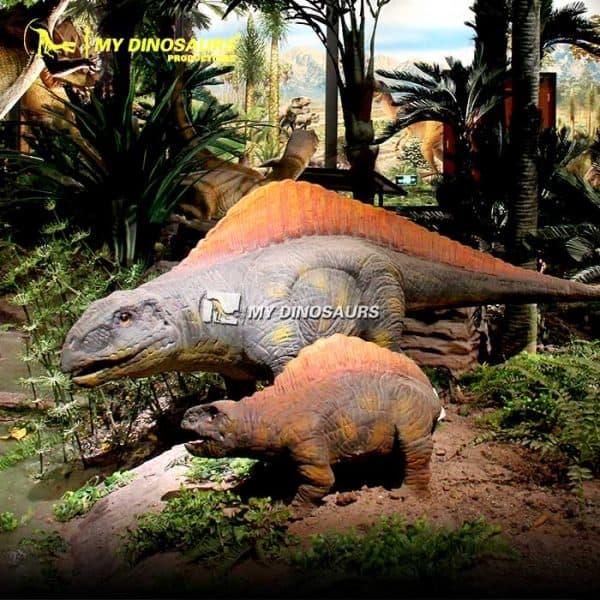 Lotosaurus model 1
